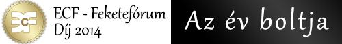Hazánk legnagyobb fóruma, a www.ecigiforum.com szavazásán legjobb bolt kategóriában az élen végeztünk.