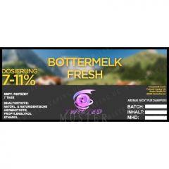 TF Bottermelk Fresh 10ml (citromos joghurt)