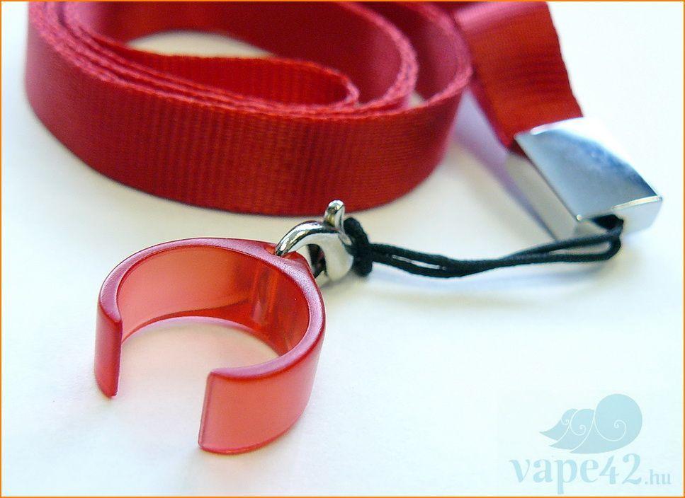 eGo nyakpánt piros