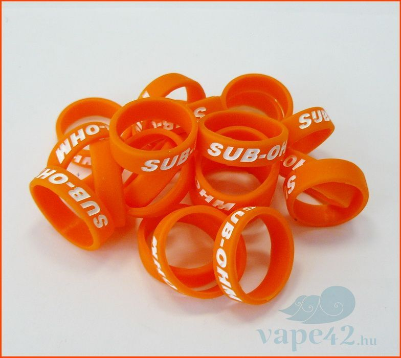 Vape Band orange Sub-ohm