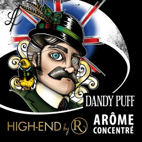 RHE Dandy Puff 10ml