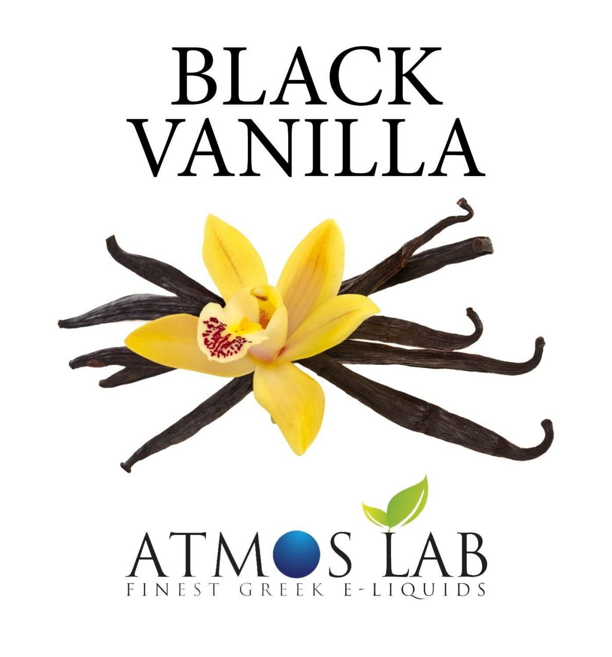 AL Black Vanilla 10ml