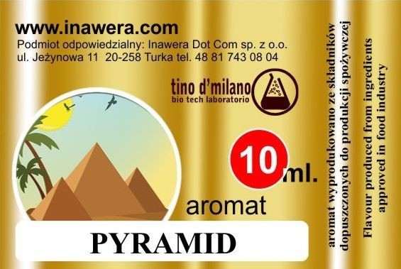 IW Pyramid 10ml