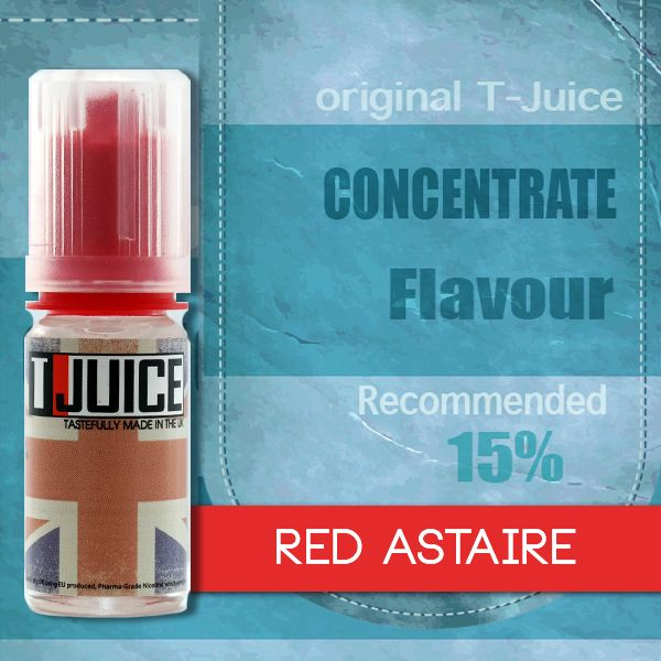 TJ Red Astaire 10ml