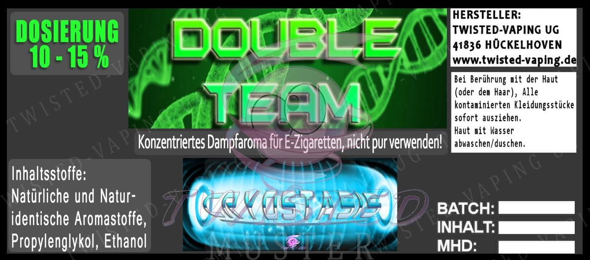 TFCR Double Team 10ml