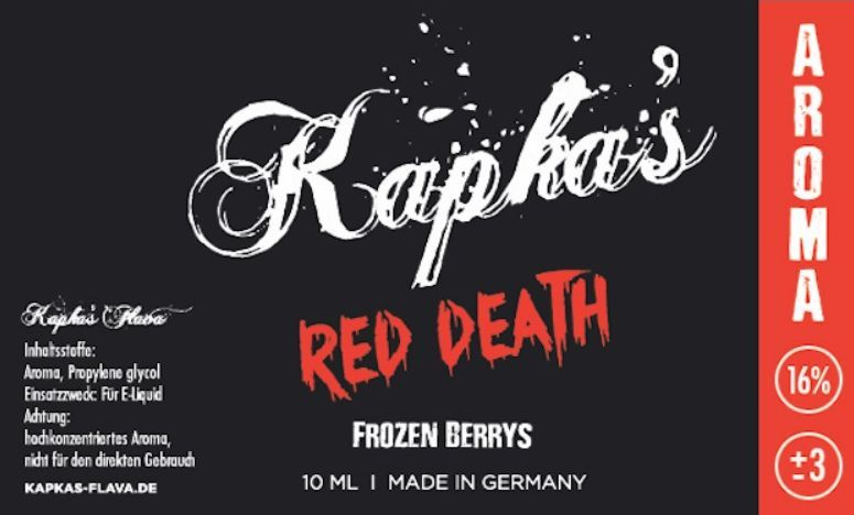 KF Red Death 10ml