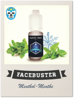 FUU Catch the Flavors Facebuster 10ml