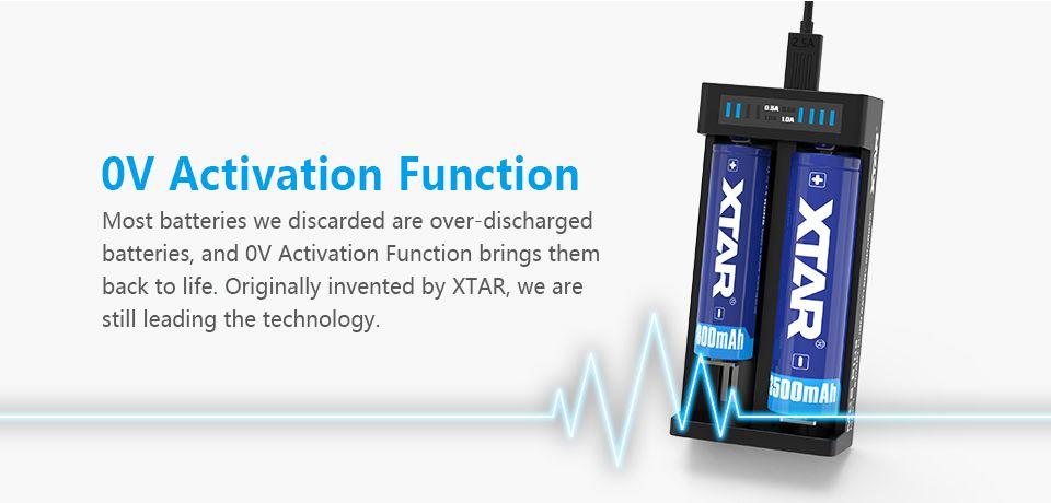 Xtar MC2 Plus