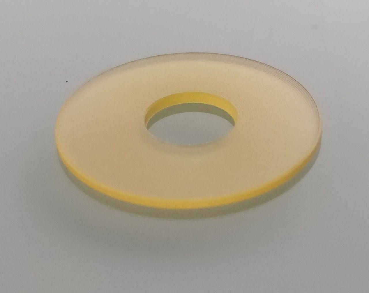 Ultem heat sink adapter 22mm