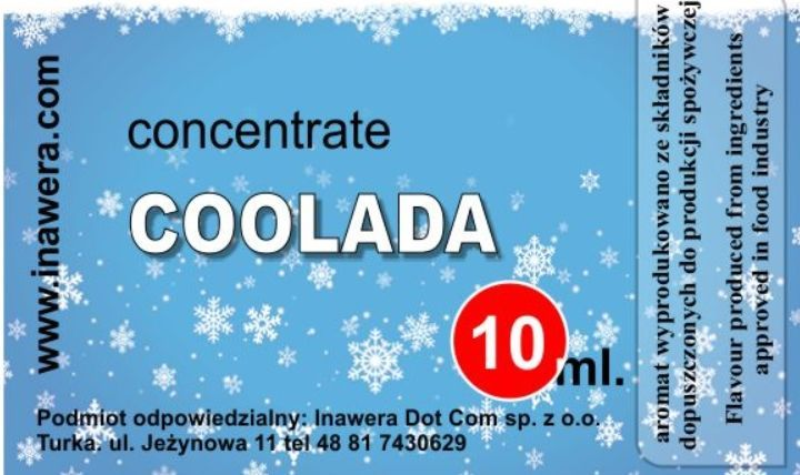 IW Coolada 10ml