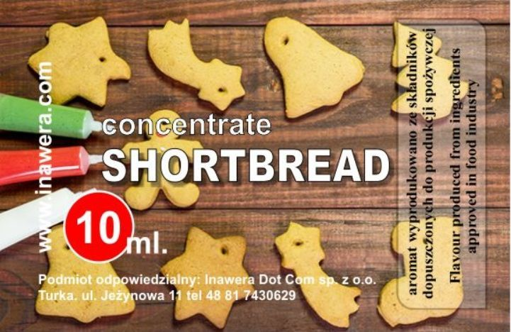 IW Shortbread 10ml