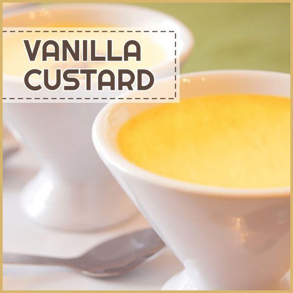 MJ Vanilla Custard