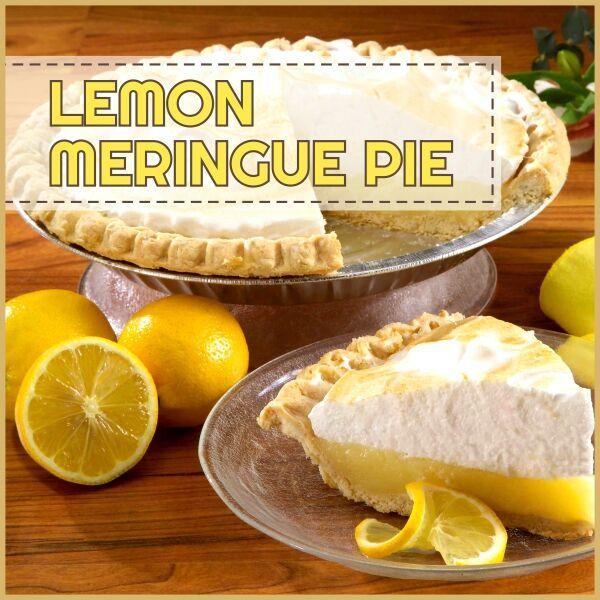 MJ Lemon Meringue Pie