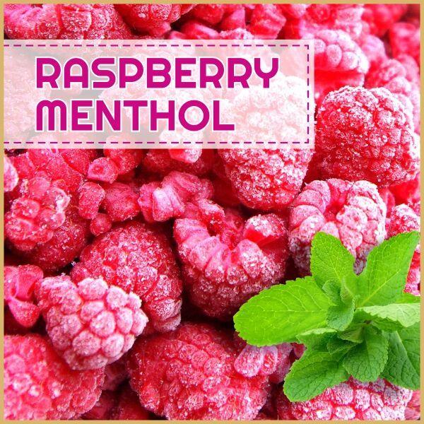 MJ Raspberry Menthol 60ml