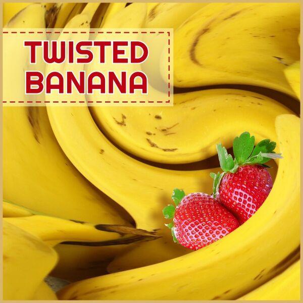 MJ Twisted Banana 60ml