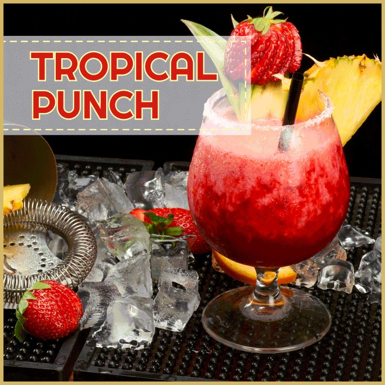 MJ Tropical Punch