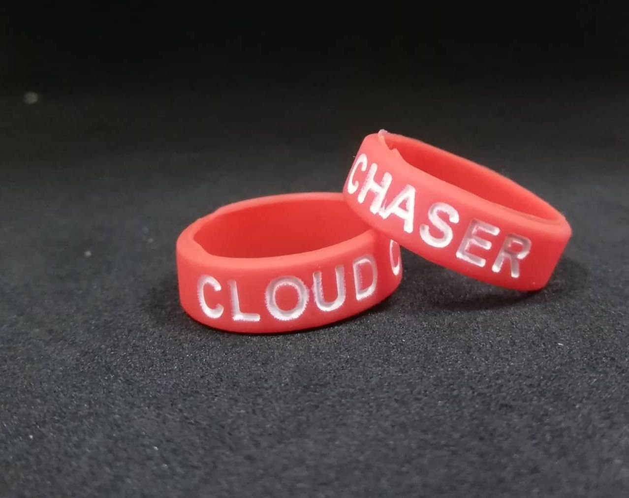 Vape Band red Cloud Chaser