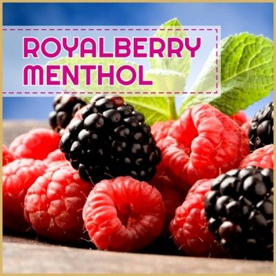 MJ Royalberry Menthol