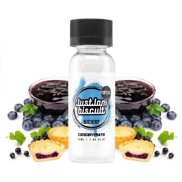 JJ Biscuit Blueberry 30ml