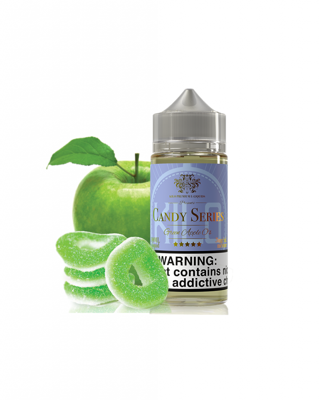 Kilo Green Apple O's 30ml
