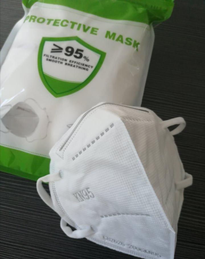 KN95/FFP2 maszk 10db