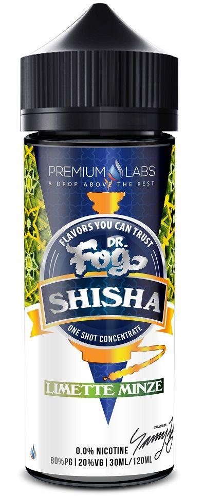 DrF Shisha Limette Minze